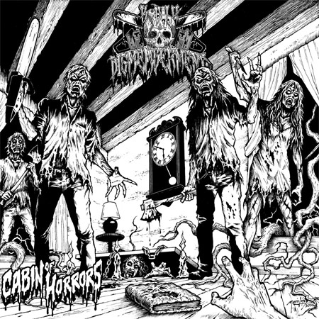 Bodily Dismemberment - Cabin of Horrors