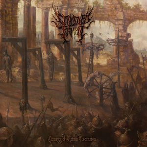 Embodied Torment - Liturgy Of Ritual Execution
